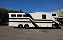 Vehicle For Sale - 6 Horse - 5 Bed - SOLD